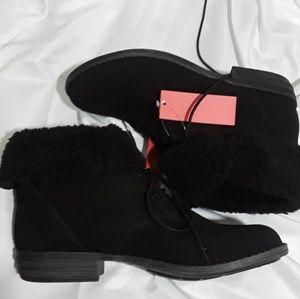 American Rag booties black size 9.5 NWT